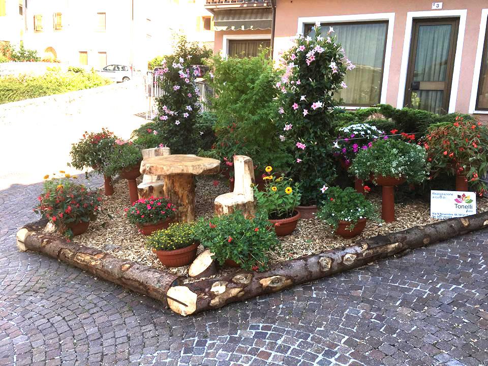 giardino giardinaggio a trento
